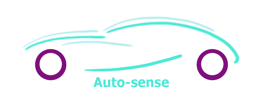 auto-sense logo inc text